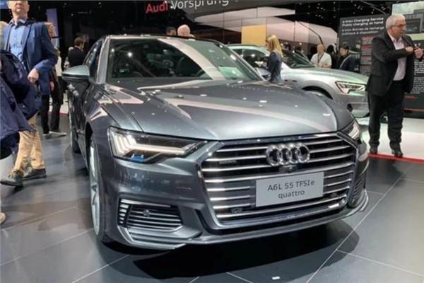 2019日内瓦车展|奥迪A6L新能源