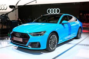 2019日内瓦车展|奥迪A7新能源(进口)