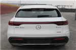 奔驰首款电动SUV申报图曝光 或命名EQC400