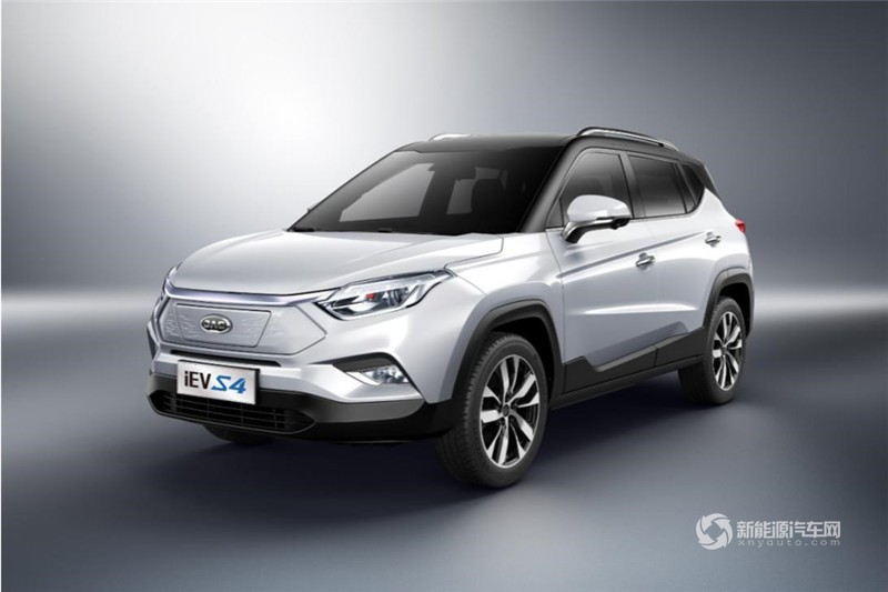 江淮iEVS4 2019款 355Km 豪华型