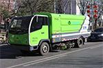 上海市发布《关于加强推进新能源环卫车配置工作的通知》