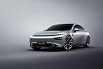 新物种发布 小鹏汽车智能电动轿跑P7上海车展亮相!