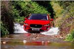 捷豹计划今年推出多款全新电动汽车