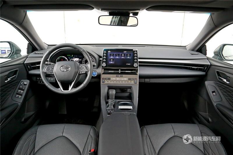 亚洲龙混动 2019款 2.5L 豪华版 国VI
