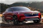 美式豪华范儿 别克将推自主设计纯电轿跑SUV