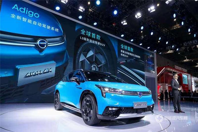 广汽新能源 Aion LX 2019款 基本型