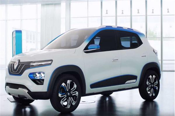 雷诺新能源K-ZE电动概念车