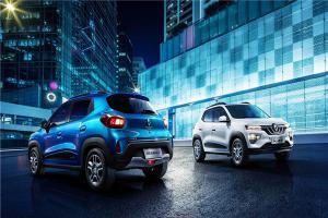 东风雷诺首款纯电动紧凑型SUV-K-ZE官图欣赏