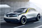 小型纯电动SUV专利图曝光 欧宝或将重新入华