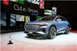 奥迪Q4 e-tron将于上汽安亭MEB工厂生产