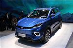 补贴退坡也不加价 威马EX5车型售价13.98万元
