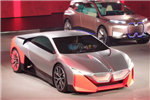破百不到3秒 宝马全新混动跑车Vision M Next概念车发布
