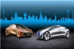 自动驾驶新联盟:宝马牵手戴姆勒,大众和福特将合体