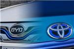 着力电动车及动力电池的开发 比亚迪丰田强强联合