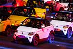 综合续航305km,赛麟汽车首款纯电SUV迈迈发布