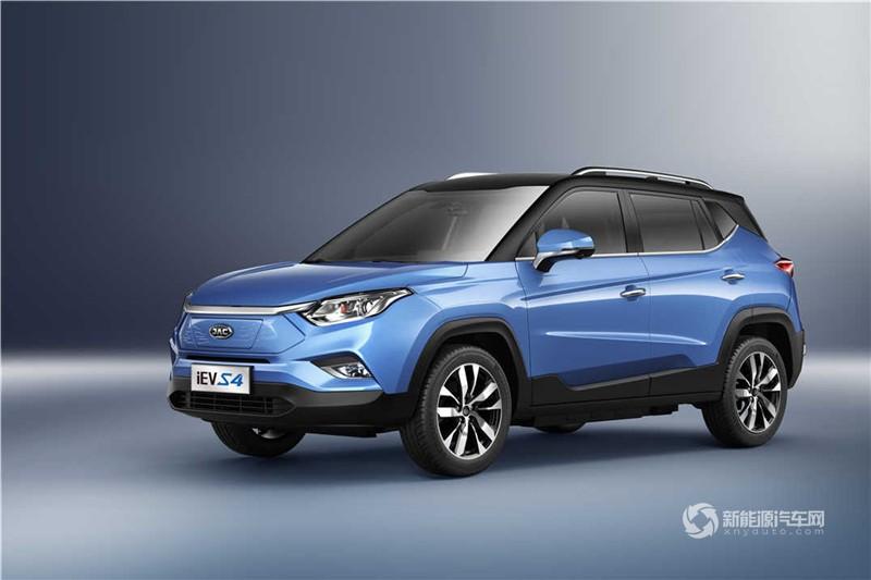 江淮iEVS4 2019款 470Km 豪华智尊型
