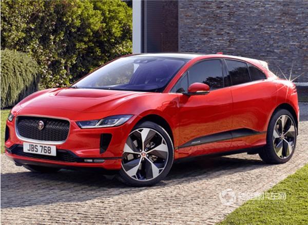 捷豹轿跑SUV纯电版曝光 年底上市 续航近500km