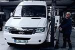 撬动欧洲新能源商用车市场,长江汽车进入比利时