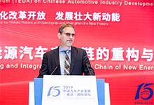 华晨宝马Patrick Mueller:重组与整合——新能源汽车产业链