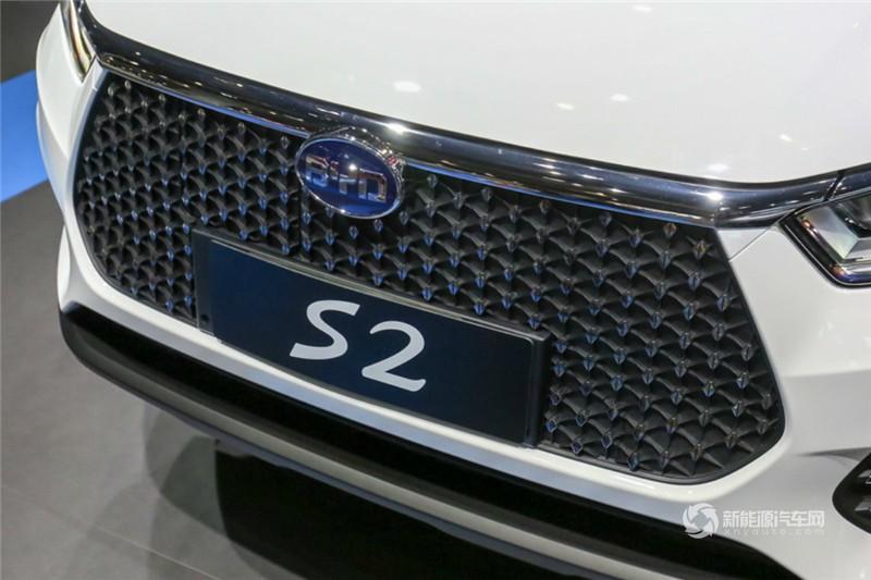比亚迪S2 2019款 智·标准型