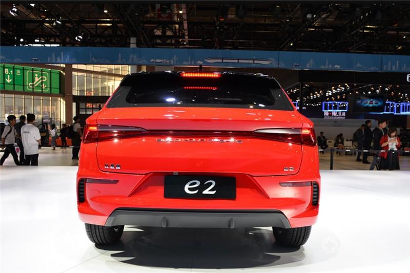 比亚迪e2 2019款 耀·豪华型