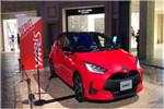 全新丰田YARiS亮相东京车展,并推出混动版本