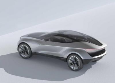 起亚发布FUTURON概念车官图 灵感源于飞碟