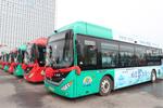 潍柴氢能产业再落子——40辆中通氢燃料电池公交投放济南