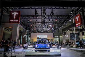 特斯拉携旗下明星车型登陆2019广州车展