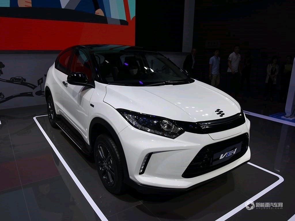 精品小型电动SUV之争 理念EV1对比启辰T60EV