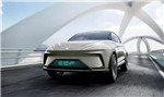 ARCFOX首款SUV参数曝光 续航达600公里