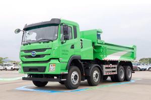 比亚迪T10ZT 31T 8X4 5.6米纯电动自卸车(BYD3310EH9BEV)