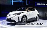 丰田奕泽IZOA EV最新消息 将于明年4月初正式上市