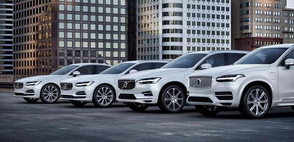 2019车企成绩单:沃尔沃售出超过46000台插电式混合动力车型