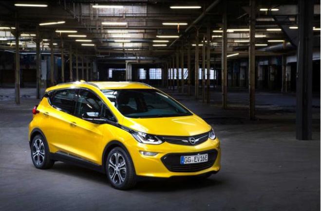 欧宝纯电动车Ampera-e退市在即 欧洲市场大幅降价
