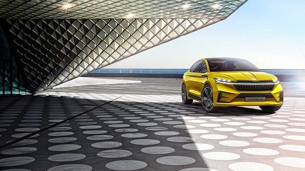斯柯达品牌旗下首款电动SUV将命名为ENYAQ