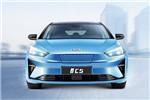 预售价格区间15.5-18万元 高能纯电轿跑江淮iC5全面接受预订