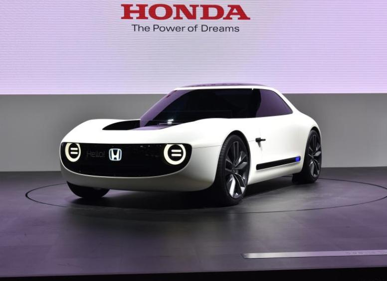 本田将推第二款纯电动车 延续复古风格