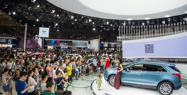 2020年成都车展调整至7月24日—8月2日进行