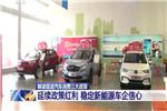 央视:新能源汽车、二手车购买政策解读