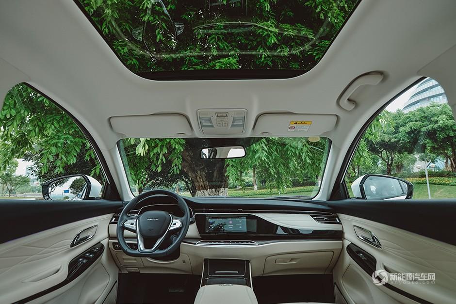 长安欧尚首款纯电动SUV