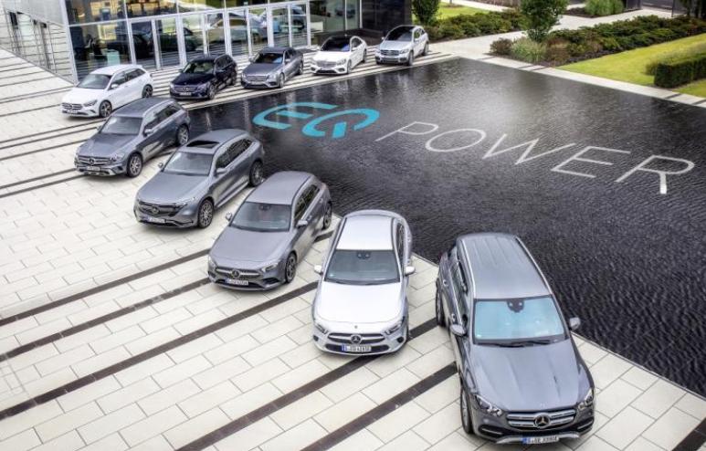 覆盖充电设备 奔驰推出新能源车专用险