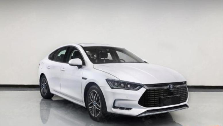 秦Pro新车型申报图 换磷酸铁锂电池组