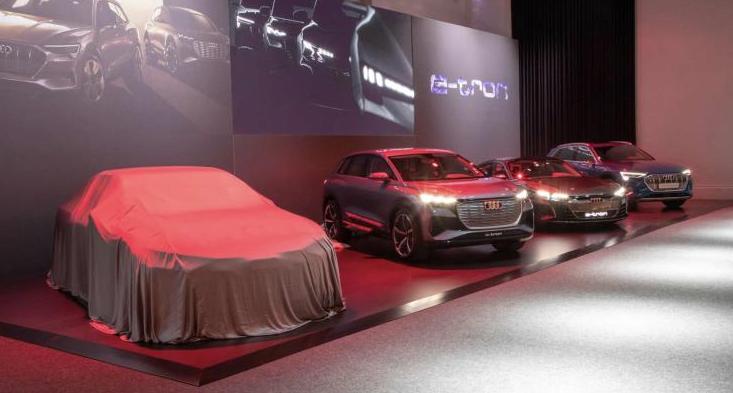 奥迪发布Artemis项目 新车型2024年推出