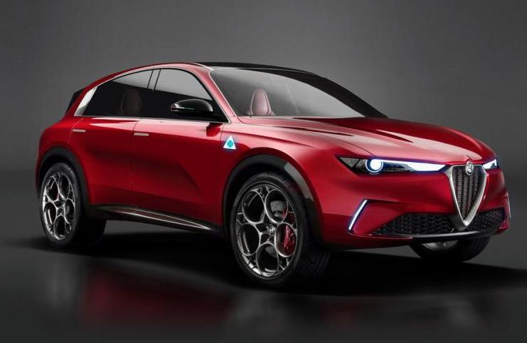 曝阿尔法·罗密欧新车计划 纯电小型SUV