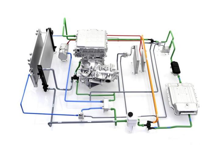 现代起亚推新型热泵技术 专治电池衰减