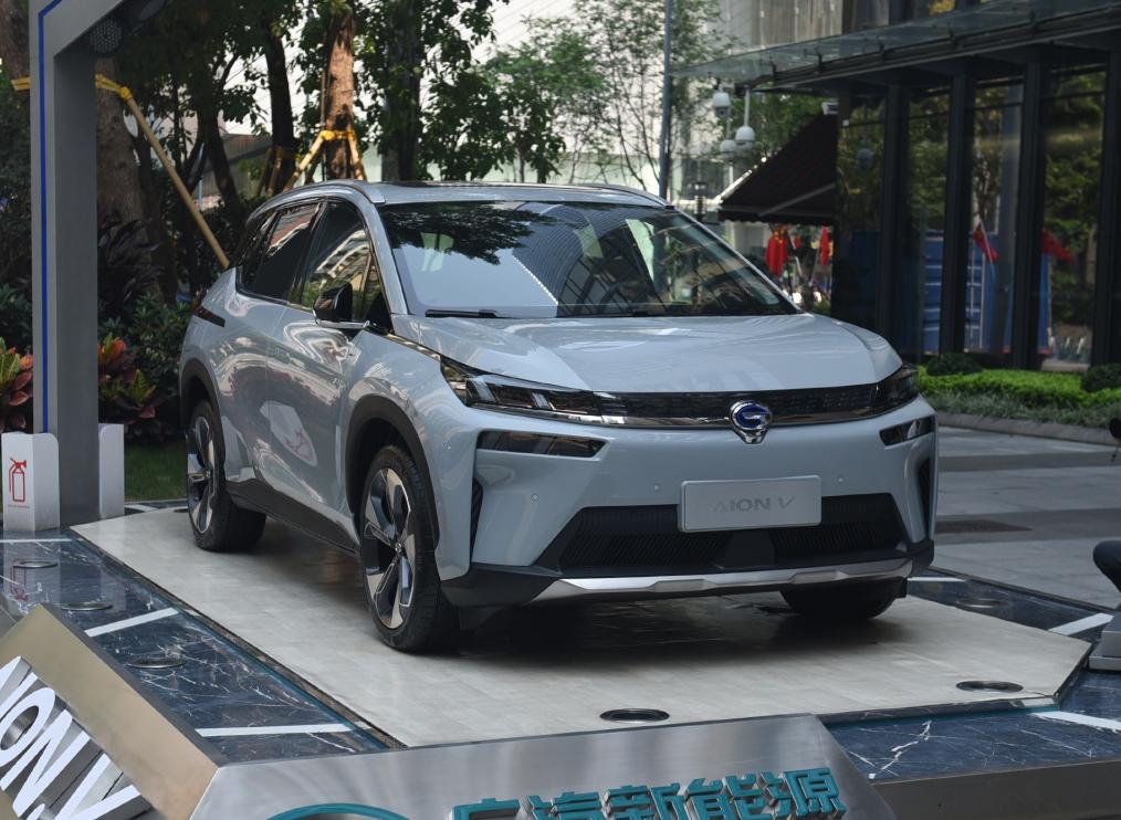 预售17万元起 广汽新能源Aion V将于6月16日上市