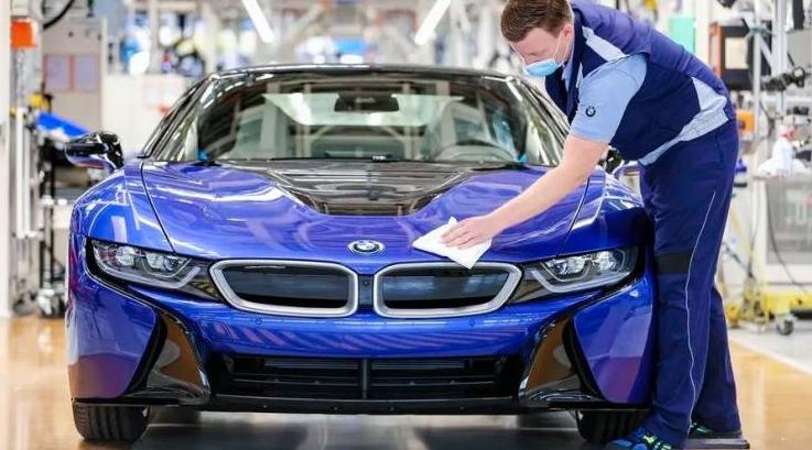 宝马i8正式停产 6年间共打造20500辆