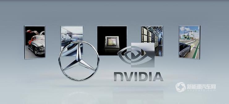 """""""软件定义的车辆""""英伟达联手奔驰 合作研发智能汽车"""