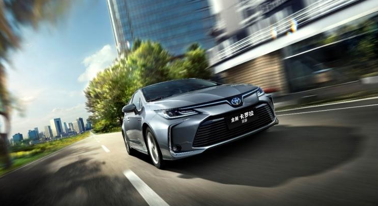 售13.58万起 2021款丰田卡罗拉双擎正式上市